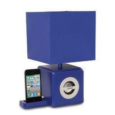 iHome iPad/iPod/iPhone Speaker Dock/LED Ambient Lamp/- Apple iPhone 4S Compatible (Electronics)