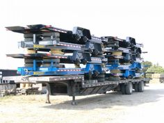 Looking for an equipment trailer? Kaufman Trailers has plenty to go around! Take a peek at them on our website! Equipment Trailers, Nerf, Are You The One
