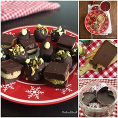 Sunde julelækkerier, der smager bedre end originalen. Få opskrift på sukkerfri nougat, marcipan og æbleskiver, der er bedre end de sukkerholdige.