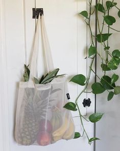 The Market Tote in Bio-Knit Boho Accessories, Bagan, Handmade Home Decor, Amelie, Bedside, Plant Hanger, Biodegradable Products, Diy Clothes, Sustainability