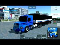 Grand Truck Simulator 2 New Offline Game Play Review 2020 - YouTube Offline Games, Games To Play, Sims, Trucks, Youtube, Mantle, Truck, Youtubers