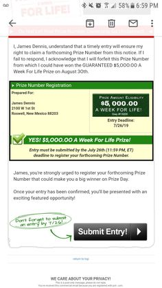 Instant Win Sweepstakes, Win For Life, Port Washington, Publisher Clearing House, Elvis Presley, Iowa, Mary