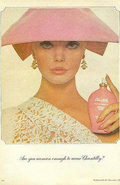 From Mademoiselle, November 1965