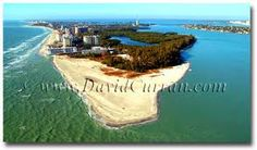 Another shot of Lido Key, Florida and the wildlife preserve that is there.