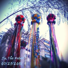 anabata Matsuri (Festival of the stars), at Liberdade district, São Paulo, Brazil. (Tanabata Matsuri - Festival das estrelas), bairro da Liberdade, São Paulo). #saopaulo #saopaulocity #brazil #brasil #city #cidade #japan #japao #nippon #tanabata...