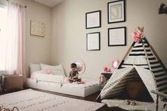 Resultado de imagem para montessori quarto
