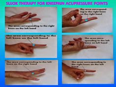 Healthy India 2030 - Estd 1999: SUJOK THERAPY FOR KNEEPAIN ACUPRESSURE POINTS : Pr...
