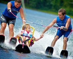 UCanSki2 | Water Skiing For People with Disabilities