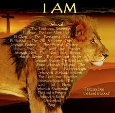 The-Lions-mane-Kingdom-Names of God Lion Quotes, Bible Quotes, Braut Christi, Lion And Lamb, Christian Warrior, Tribe Of Judah, Taste And See, Prophetic Art, Names Of God