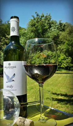 A fruity and fragrant Merlot from the southern shore of Lake Balaton, Hungary.