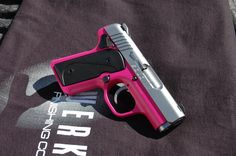 X-Werks Kimber Solo Carry Raspberry Pink Guns > Pistols > Kimber of America Pistols Pistol For Women, Best Concealed Carry, Conceal Carry, Pink Guns, Pistol Annies, Cool Guns, Guns And Ammo, Self Defense, Firearms