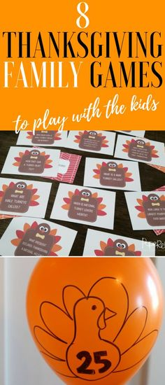 Thanksgiving Family Games: 8 Fun Ideas For Your Holiday Gathering