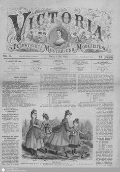 58 - Nro. 17. 1. Mai - Victoria - Seite - Digitale Sammlungen - Digitale Sammlungen
