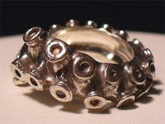 """tentacle ring....doesn't it just scream, """"Date me""""??"""