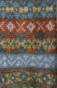 89 best images about Faroese Stranded Colorwork on . Fair Isle Knitting Patterns, Knitting Charts, Loom Knitting, Hand Knitting, Punto Fair Isle, Fair Isles, Lace Patterns, Stitch Patterns, How To Purl Knit