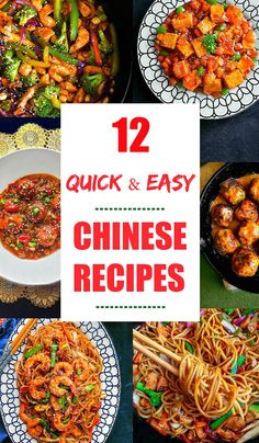 12 Easy Chinese Recipes I Quick & Delicious Chinese Recipes - therezepte sites Corn Soup Recipes, Entree Recipes, Veggie Recipes, Dinner Recipes, Cooking Recipes, Dinner Ideas, Easy Chinese Recipes, Asian Recipes, Ethnic Recipes