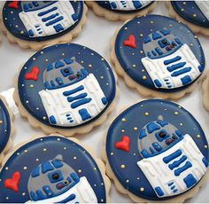 <3 r2d2 cookies