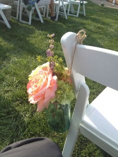 Blue Mason Jar Flower Arrangements | 295115_253468571441137_520364713_n.jpg