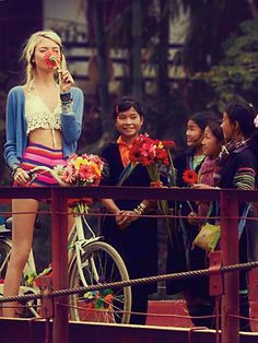 Create & Love your Style: Free People & Vietnam