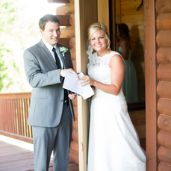 Forrest Pond Lodge-Amber & Ryan's Southern Charm Wedding-Forrest Pond Lodge