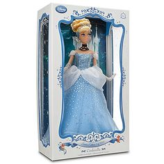 Limited Edition Cinderella Doll: 18''