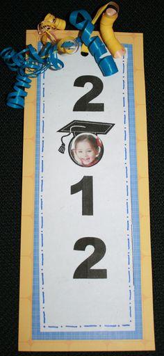 Bookmark Through 2035 Cute idea if you do a kindergarten graduation.Cute idea if you do a kindergarten graduation. Graduation Crafts, Pre K Graduation, Kindergarten Graduation, Kindergarten Classroom, Graduation Ideas For Preschool, Graduation Banner, End Of School Year, End Of Year, Pre School
