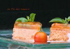 Mousse de tomates