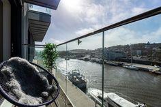 (4) Meget smakfull og tiltalende 2-romsleilighet med flott elveutsikt og gode solforhold - sentrum | FINN.no Fredrikstad, Real Estate, Cinema, Real Estates