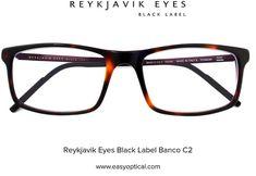 Reykjavik Eyes Black Label Banco C2