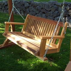 Found It At Wayfair   Cabbage Hill Porch Swing