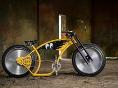 Sweet Ruff Cycles Build