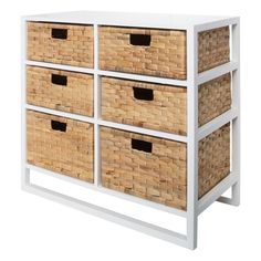Halong 6 Drawer Storage Unit