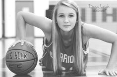 senior girl basketball portrait, high school senior, www.danaleighphotography.net Dana Leigh Photography Statesville, NC