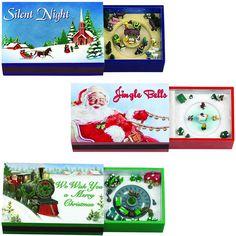 Adorable Christmas Matchbox Melodies...