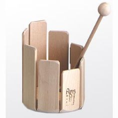 Great Non-Toxic children's Wooden Xylophone/ Drum. $32.00 #mightynest