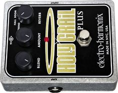 a little box with a big sound - EHX's holy grail. #design #pedal