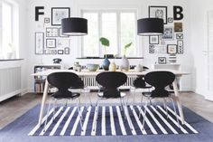 Black-and-White Scandinavian-Style – Bianca Hegedüs House