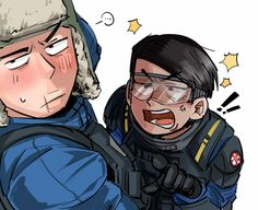 Rainbow 6 Seige, Rainbow Six Siege Art, Tom Clancy's Rainbow Six, Shooter Games, Cute Anime Pics, Gaara, Art Reference Poses, Special Forces, Rainbows