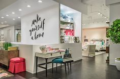 make yourself a home (at the kate spade new york home pop-up shop!)