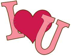 image for free love tree clip art love clip art free download rh pinterest com free clipart images i love you We Love You Clip Art