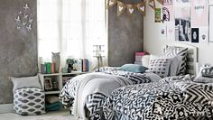 Check out what items you'll need to survive your first year living in a dorm room on SHEfinds.com.