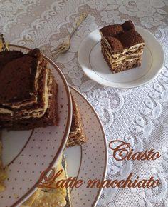 Ciasto Latte Macchiato PRZEPIS