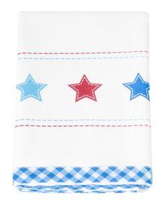 Laken Mees van lief!: stoer beddengoed voor de kinderkamer. Goed te combineren met babyledikantje lief! #kidsroom #boysroom