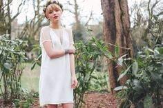 Une robe courte Claire Joly à gagner   Look Mariage   Queen For A Day - Blog mariage