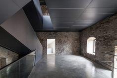 Proyecto de restauración y reutilización Torre del Borgo  italia recomendados
