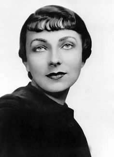 Young Agnes Moorehead.
