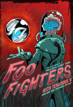 More Foo Fighters...