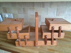Wooden Sowing Box Storage on Gumtree. Wooden Sowing Box Storage In very good condition but could be painted or varnished 6 compartments
