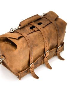 Sac Week End, Saddleback Leather, Duffel Bag, Backpack Bags, Canvas Leather, Classic Leather, Leather Projects, Leather Accessories, Leather Craft