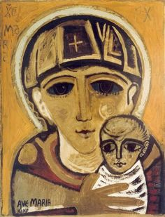Virgen de Adviento